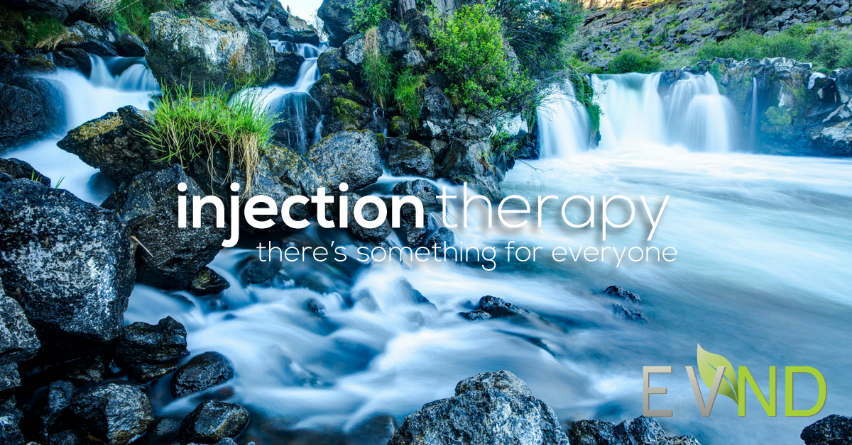injection therapy for athletes