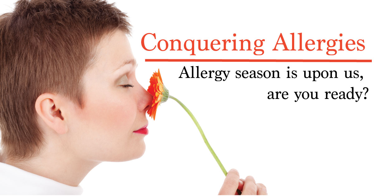 Conquering Allergies East Valley Naturopathic Doctors